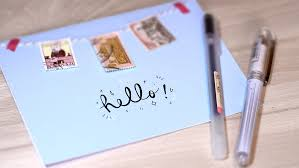 Ideas For Letters 5 Tips For Writing A Letter To A Penpal Snail Mail