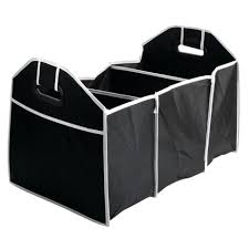 superb car trunk organizer collapsible folding suv auto boot