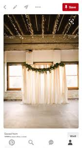 wedding backdrop greenery beautiful wedding backdrop next door renter