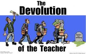 Schools Out Meme - the devolution of the teacher by marcus owen save our schools nz
