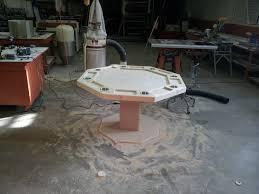 how to make a poker table diy poker table album on imgur