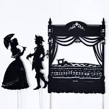 shadow puppets for sale the princess and the pea 5 shadow puppets