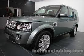 land rover white 2014 auto expo 2014 2014 land rover discovery introduced