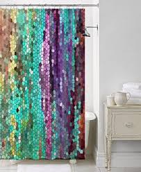 Teal Colored Shower Curtains Unique Shower Curtains Experience New Darbylanefurniture