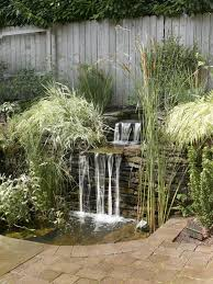 Backyard Waterfalls Ideas 25 Trending Pond Waterfall Ideas On Pinterest Diy Waterfall