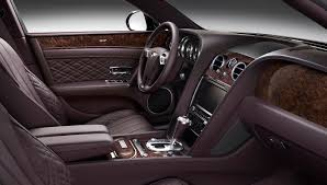 bentley continental flying spur black bentley flying spur u2013 robb report