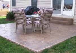 Concrete Patio Design Software by Catchy Collections Of Backyard Cement Designs Fabulous Homes