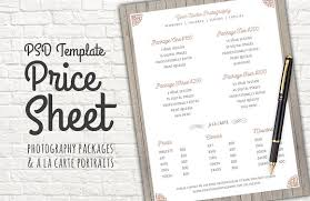 price sheet template laptop price list lists to add to get an