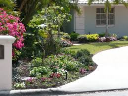 landscaping ideas for front yard ranch house home decorating