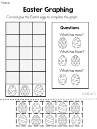 easter graphing u003e u003e cut and paste easter eggs to complete the graph
