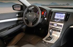 Infiniti G37 Convertible Interior Infiniti G37 Coupe And Convertible On Sale From 75 900