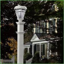 lighting christmas light up lamp post hinkley lighting 1801 1