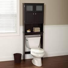 bathroom perfect white bathroom storage over toilet with