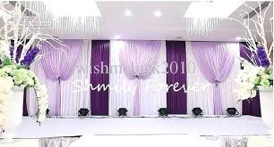 wedding backdrop to buy wedding backdrop curtains see larger image cheap wedding backdrop