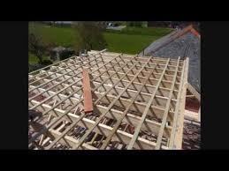 Timber Dormer Construction Devon Hip To Gable Loft Conversion Initial Timber Frame Build