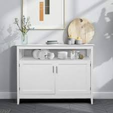 gremlin wheeled kitchen storage sideboard buffet cabinet white wood gremlin wheeled kitchen storage sideboard buffet cabinet white wood