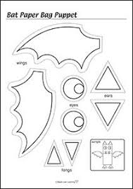 cut and paste scarecrow craft for fall scarecrows template and