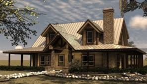 log homes with wrap around porches log home plans from gravitas inc
