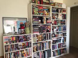 what does the bookworm say bookshelf tour nite lite book reviews