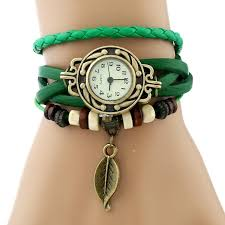 vintage bracelet watches images Gnova platinum classic genuine leather bracelet watch women jpg