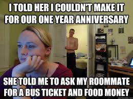 Roommate Memes - 20 memorable and funny anniversary memes sayingimages com