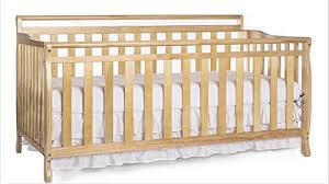 5 In 1 Convertible Crib by Dream On Me Liberty 5 In 1 Convertible Crib Review Youtube