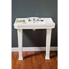 sinks bathroom sinks lavatory console ruehlen supply company