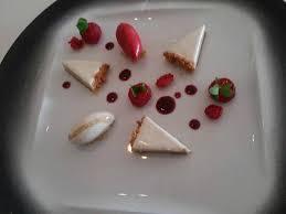 cuisine christophe dessert à la vanille anniversaire picture of restaurant