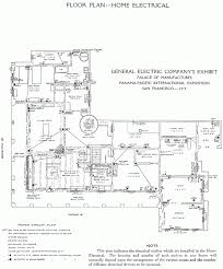 house plan the general electric company at the panama pacific