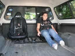 Old Ford Truck Toddler Bed - bedryder truck bed seating system