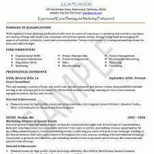 event coordinator resume homework helper time for entry level event coordinator
