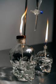 halloween crystal ball with head repurpose your empty crystal head vodka skull bottle crystal