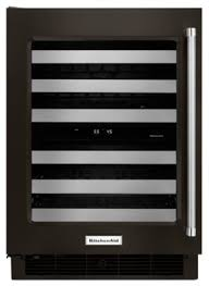 kuwl304ebs in black stainless by kitchenaid in nationwide nw 24
