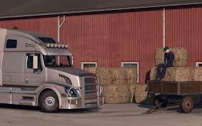 volvo trucks america dlc american truck simulator mods ats mods