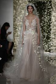 wedding dress collections bridal fashion week reem acra fall 2015 wedding dress collection
