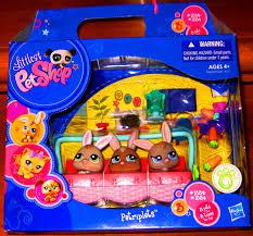littlest pet shop easter eggs littlest pet shop bunny rabbits lps bunnies purpletoyshop