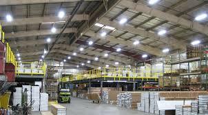 Led High Bay Light Air Separation Group High Bay Led Lighting U2013 Induction Lamps