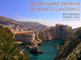 Kings Landing Croatia by Study Games U0026 Tourism In Dubrovnik Games U0026 Tourism