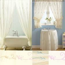 the ideal bathroom window curtains bathroom bathroom window full size of bathroom silk curtains room windows that give the impression of luxury and