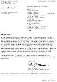 tax deductibility wikimedia foundation