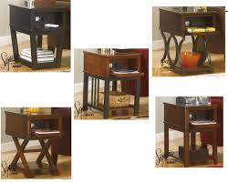 end table with outlet end tables with power outlets endable outlet fearsome images