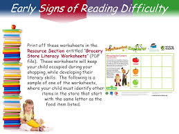 parents as advocates in their child u0027s reading journey ppt download