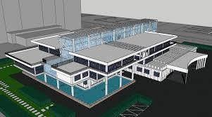 download 15 culture center sketchup models recommanded u2013 cad
