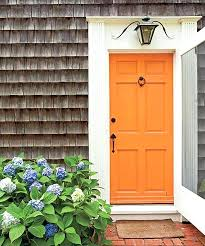 best front door color for orange brick house colors beige to sell