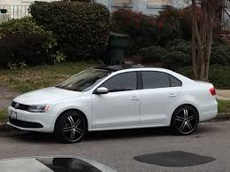 volkswagen jetta white volkswagen jetta questions 2014 came with 20 should i down grade