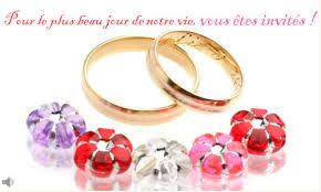 carte mariage gratuite carte le plus beau jour cybercartes