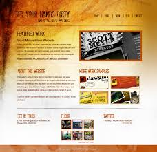 website design tutorial how to create a grunge web design using photoshop