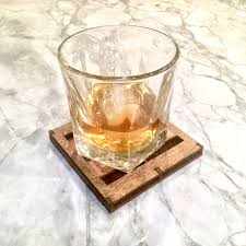 the pallet coasters set of 4