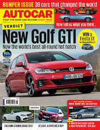 autocar uk 8 february 2017 by mimimi999 issuu