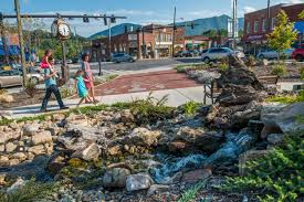 black mountain nominated for prettiest small town in america